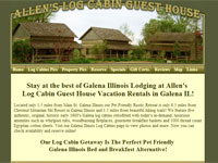 Log Cabin Guest House